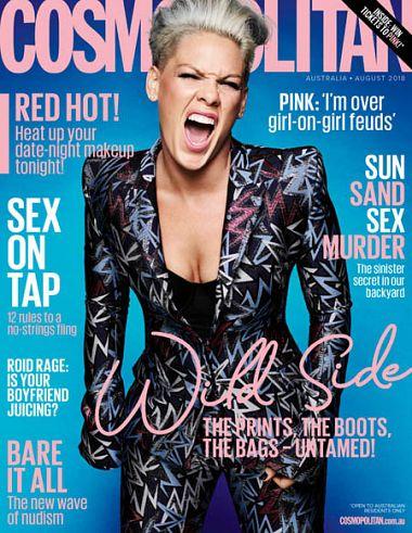 Cosmopolitan Australia – August 2018