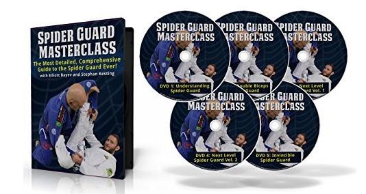 Spider Guard Masterclass-Jiu-Jitsu