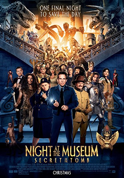 Night at the Museum Secret of the Tomb 2014 BluRay 10Bit 1080p DD5 1 H265-d3g