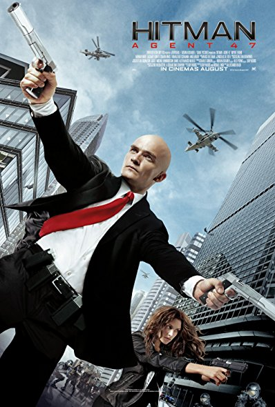 Hitman Agent 47 2015 2160p UHD BluRay X265-IAMABLE