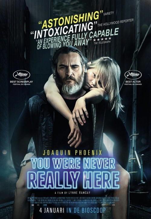 Nigdy cię tu nie było / You Were Never Really Here (2017) PL.BDRip.XviD-KiT / Lektor PL