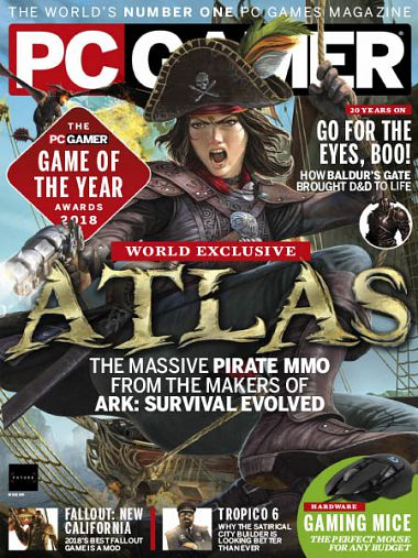 PC Gamer UK – January 2019