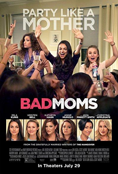 Bad Moms 2016 1080p BluRay H264 AAC-RARBG