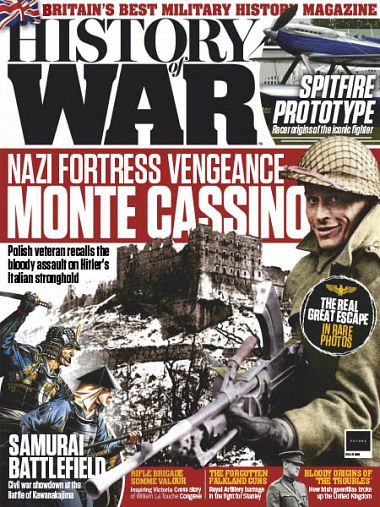 History of War – Issue 66 2019
