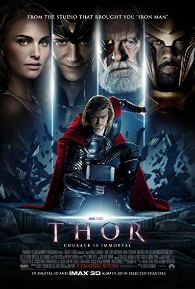 Thor 2011 BluRay 10Bit 1080p Multi H265-d3g