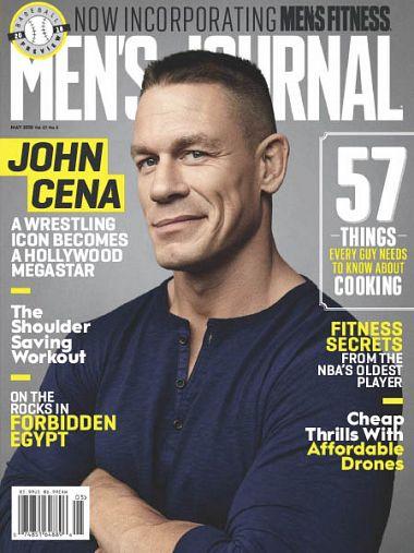 Men's Journal – May 2018
