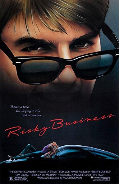 Risky Business 1983 BluRay 1080p DD5 1 H265-d3g