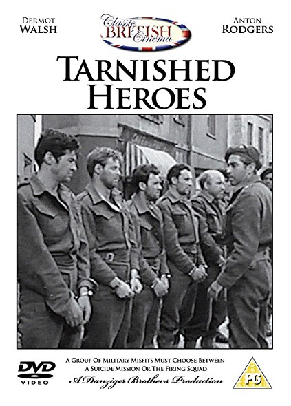 Tarnished Heroes 1961 DVDRip XViD