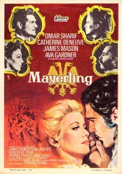 Mayerling-Omar Sharif (1968)Eng