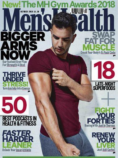 Men's Health UK – October 2018