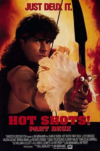 Hot Shots Part Deux 1993 BluRay 10Bit 1080p DD5 1 H265-d3g