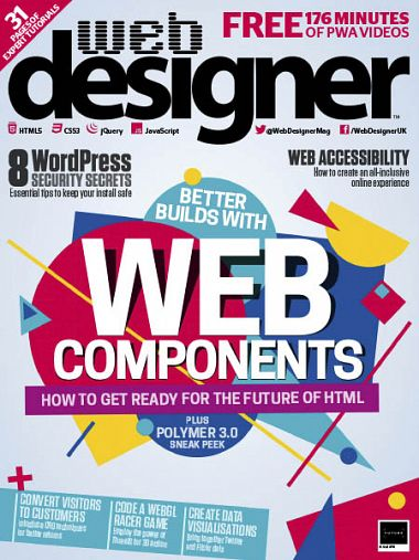 Web Designer UK – Issue 272 2018