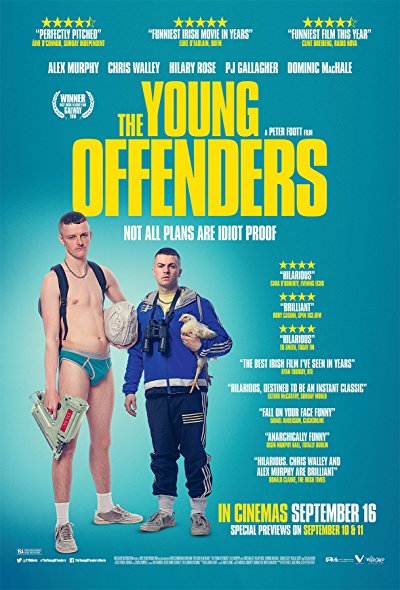 The Young Offenders 2016 BRRip XviD AC3-EVO