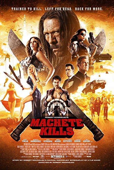Machete Kills 2013 BluRay 10Bit 1080p DD5 1 H265-d3g