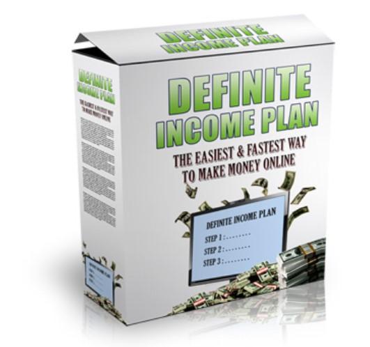 Pawel Reszka Definite Income Plan