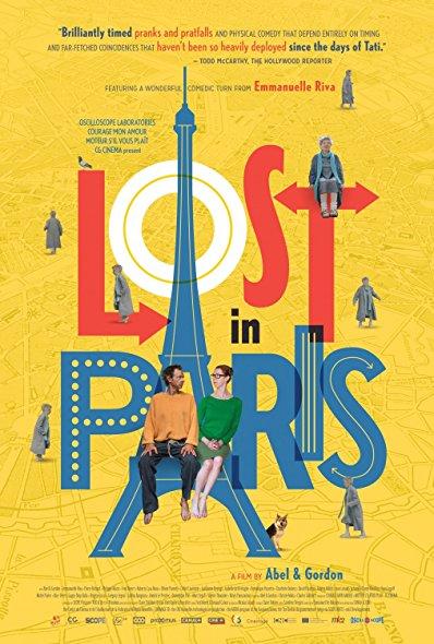 Lost in Paris 2016 720p BluRay x264-PSYCHD