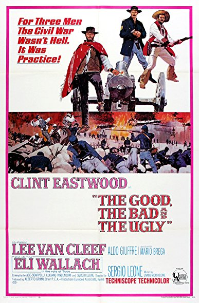 The Good, The Bad, and the Ugly 1966 ExtCut BluRay 10Bit 1080p DD5 1 H265-d3g