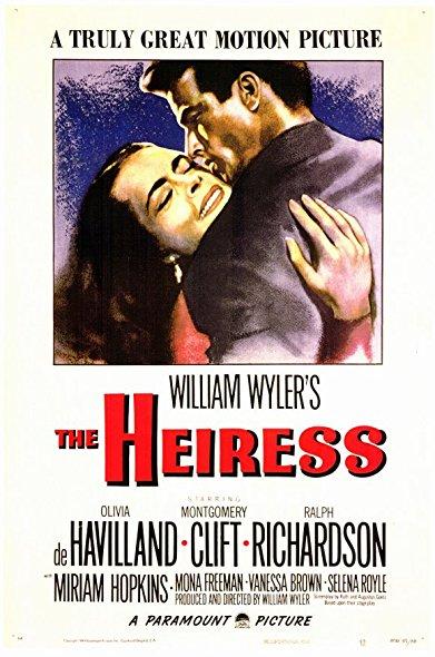 The Heiress 1949 720P Hdtv X264-Regret