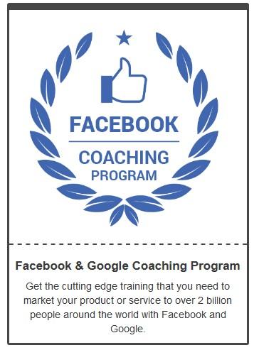 Eben Pagan - Facebook & Google Coaching Program