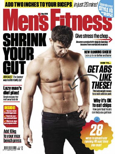 Men's Fitness UK – May 2018