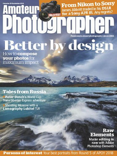 Amateur Photographer – 05 October 2018