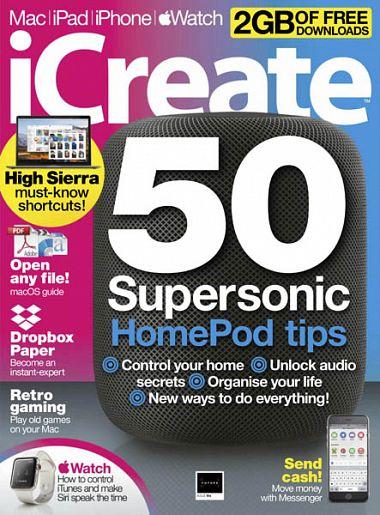 iCreate UK – April 2018