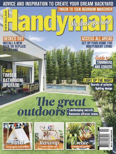 New Zealand Handyman – November 2018
