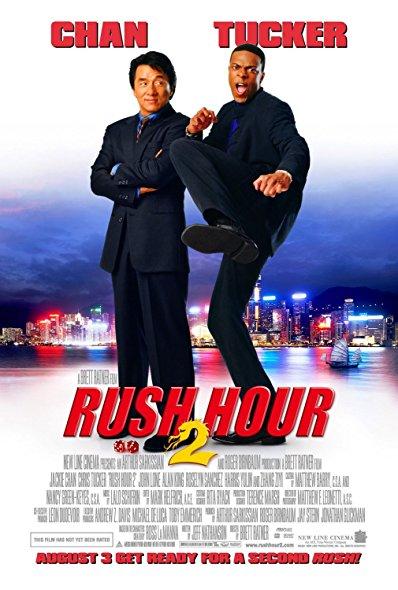 Rush Hour 2 2001 BRRip XviD MP3-RARBG