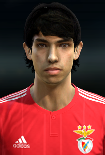 João Félix face for Pro Evolution Soccer PES 2013 made by