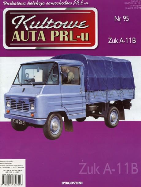 Kultowe Auta PRL-u - Żuk A-11B