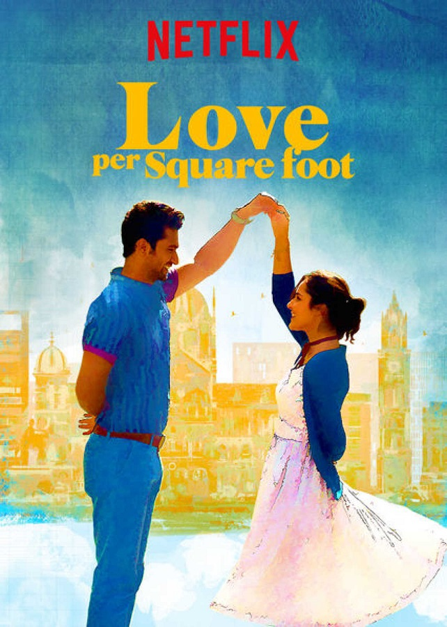 Love Per Square Foot 2018 1080p NF WEB-DL DD5 1 H 264 CRO-DIAMOND