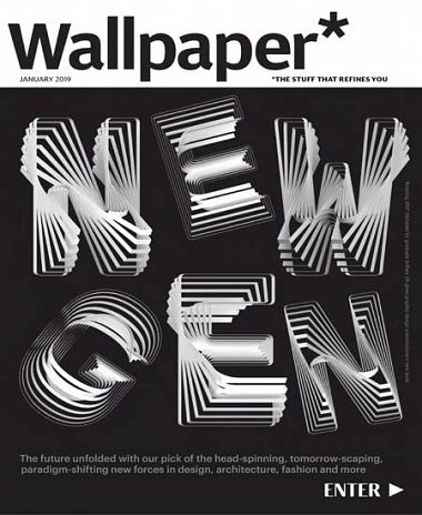 Wallpaper* – January 2019