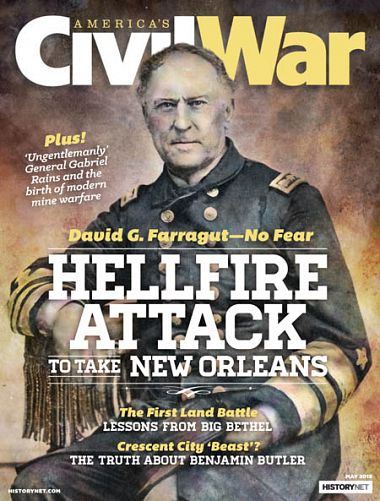 America's Civil War – May 2018