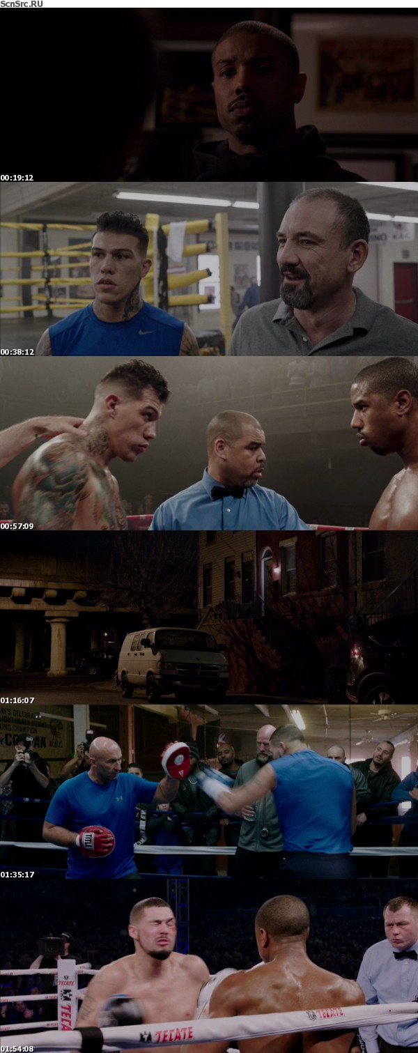 Creed 2015 720p BluRay H264 AAC-RARBG