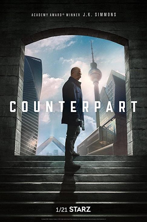 Odpowiednik / Counterpart (2017) {Sezon 01} PL.480p.WEB-DL.DD5.1.XviD-Ralf / Lektor PL