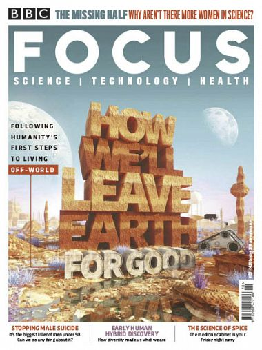 BBC Focus – October 2018