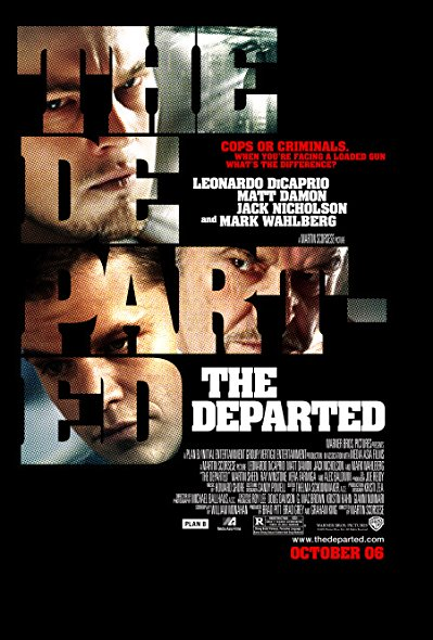 The Departed 2006 BluRay 10Bit 1080p DD5 1 H265-d3g