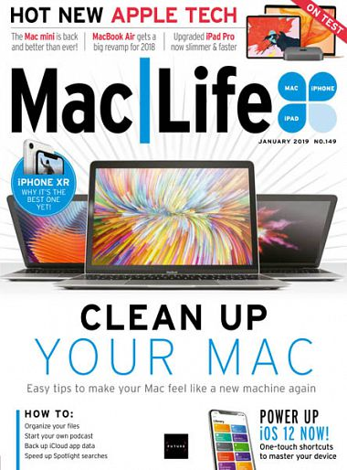 MacLife UK – January 2019