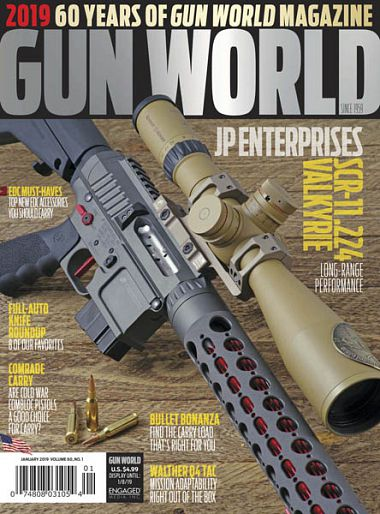 Gun World – January 2019