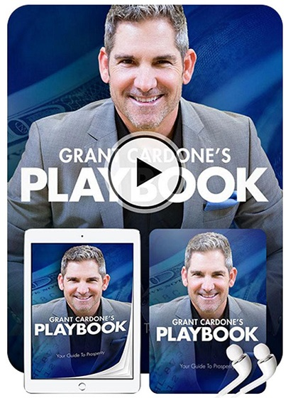 Playbook Video Program - Grant Cardone Training(fix)