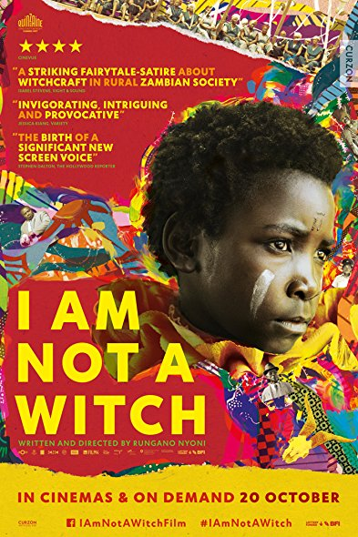 I Am Not A Witch 2017 Limited 720P Bluray X264-Cadaver