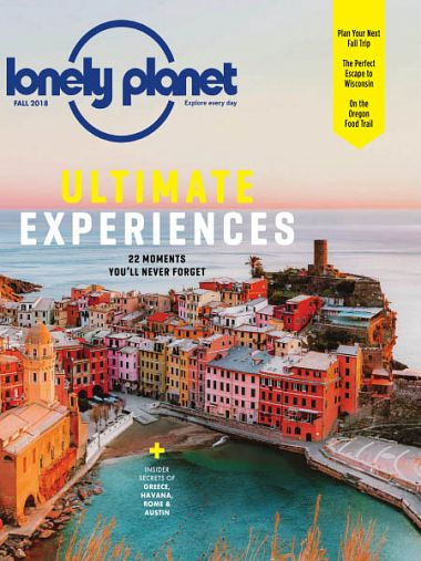 Lonely Planet USA – Fall 2018