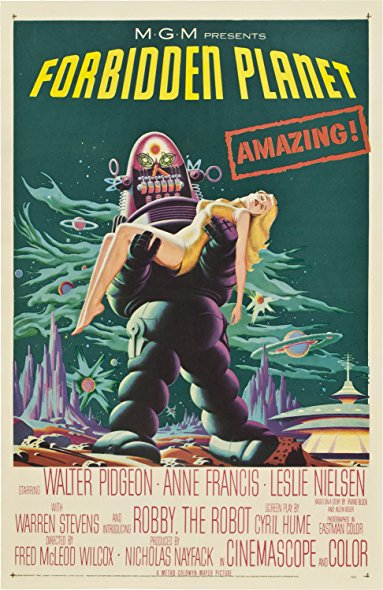 Forbidden Planet 1956 BluRay 10Bit 1080p DD5 1 H265-d3g