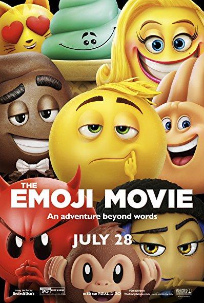 The Emoji Movie 2017 1080p BluRay x264 TrueHD 7 1 Atmos-WTYBLZ