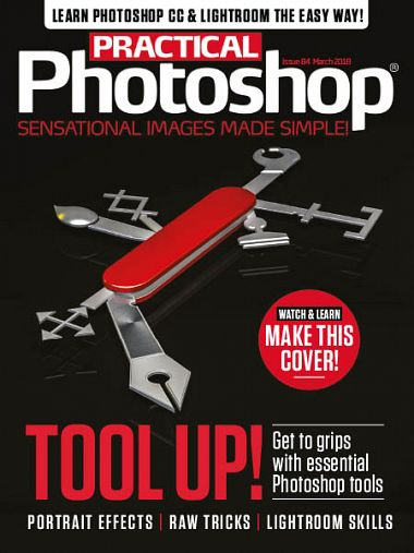 Practical Photoshop – March 2018
