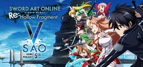Sword Art Online Re Hollow Fragment - SKIDROW