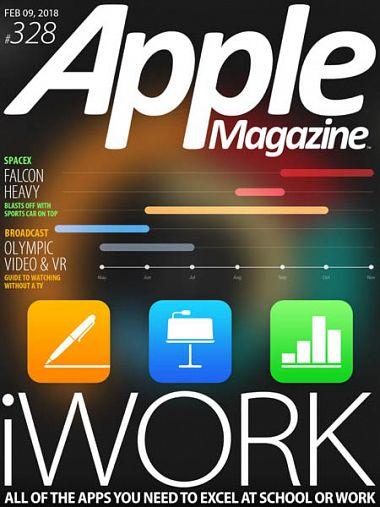 AppleMagazine – February 09, 2018