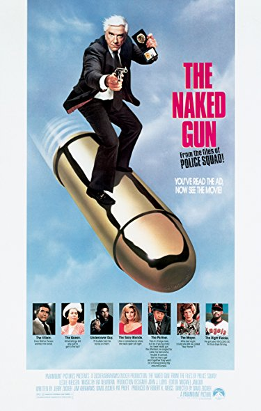 The Naked Gun From the Files of Police Squad 1988 BRRip XviD MP3-RARBG