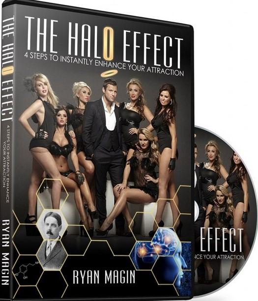 Ryan Magin - The Bad Boy Unleashed + The Halo Effect