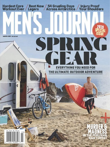 Men's Journal – March 2019